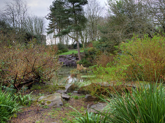 The Rock Gardens, Bispham