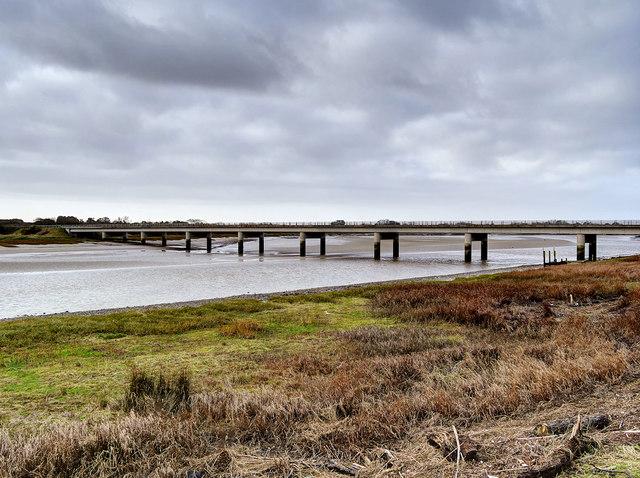 River Wyre, Shard Bridge