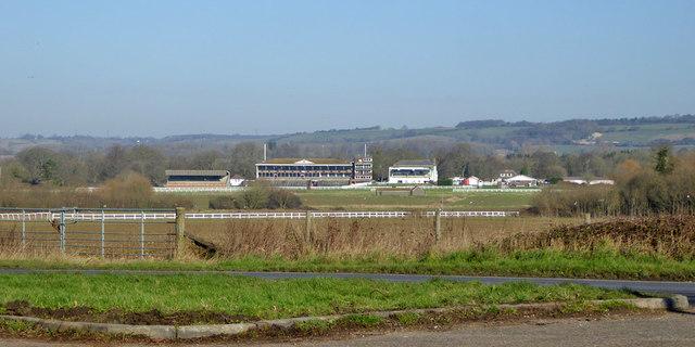 Folkestone racecourse