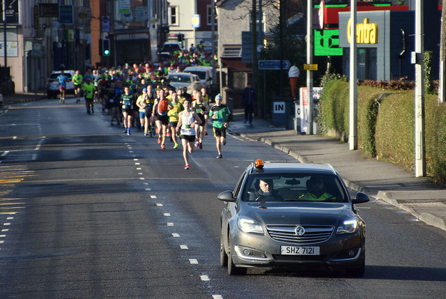CBS Annual Running Event, Omagh (1)