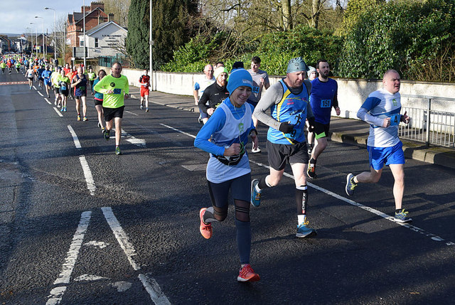 CBS Annual Running Event, Omagh (2)