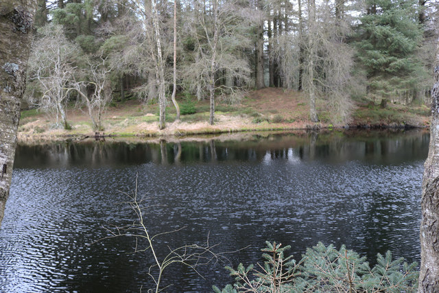 Little Bruntis Loch