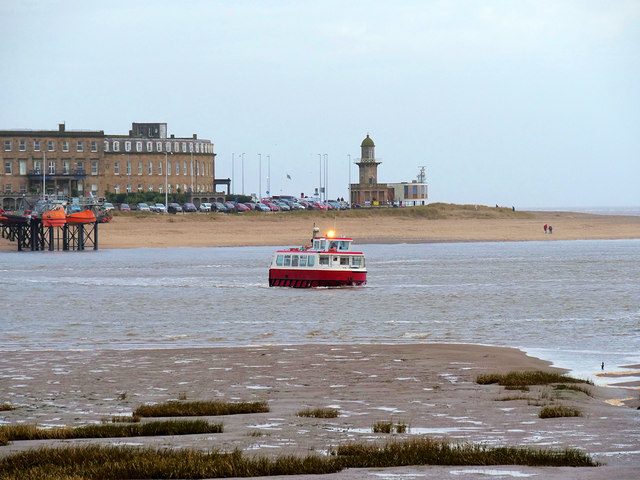 Ferry from Fleetwood
