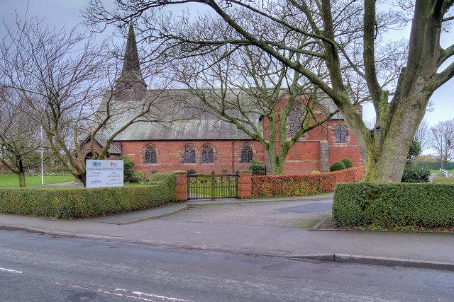 The Parish Church of St Oswald, Preesall