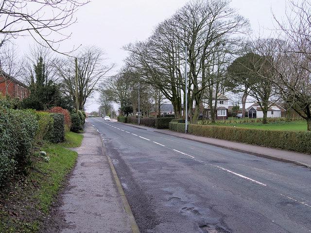 Lancaster Road, Preesall