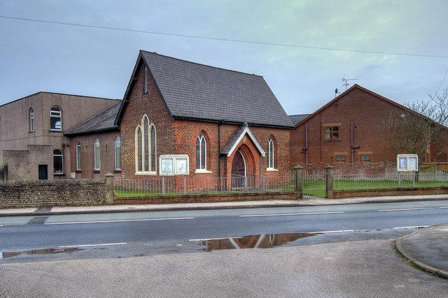Bethel United Reformed Church, Lancaster Road, Preesall