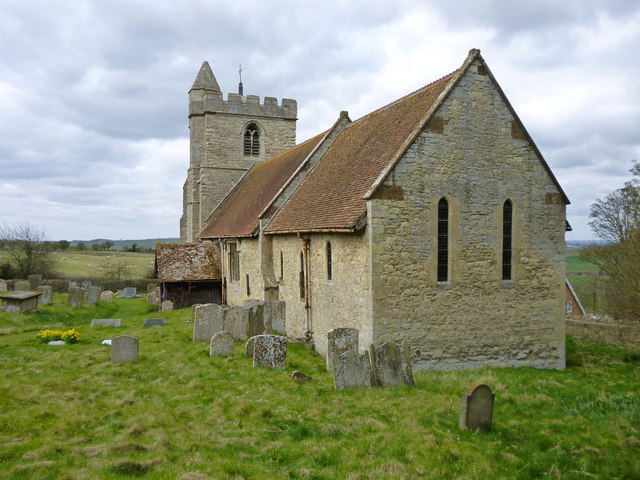 Upper Winchendon church