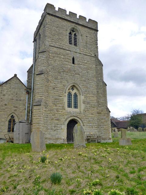 Tower, Upper Winchendon church