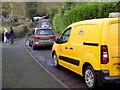 H4672 : Rivers Agency van, Lovers Retreat by Kenneth  Allen
