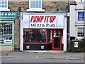 SK3447 : Pump It Up Micro Pub by Ian Calderwood
