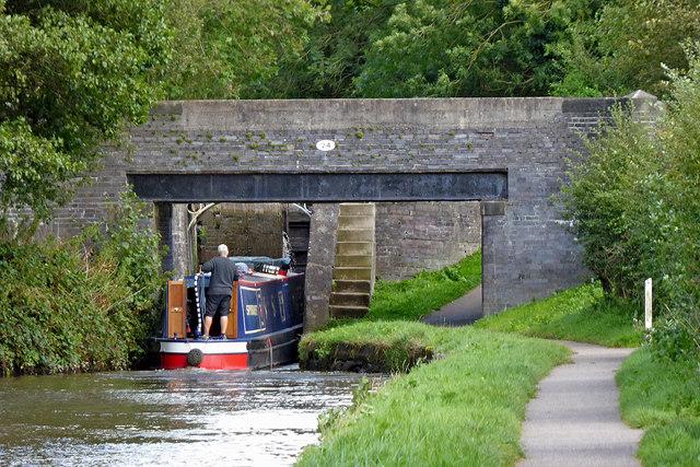 Stockton Brook Locks, Stoke-on-Trent