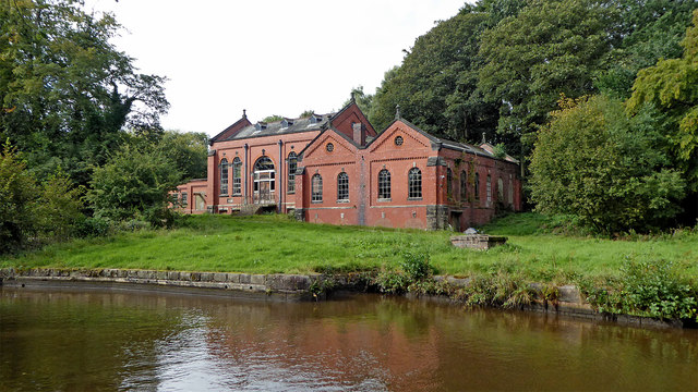 Stockton Brook Waterworks, Stoke-on-Trent