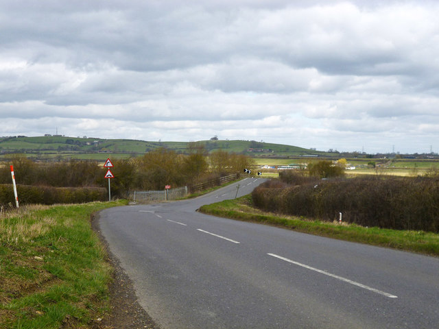 Blackgrove Road looking north