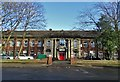 SE5802 : Mary Woollett Centre, Doncaster by Neil Theasby