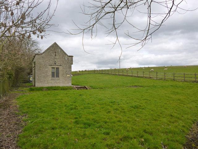 Pumping station, Quainton