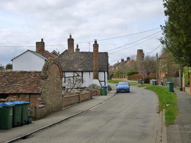 Church Street, Quainton