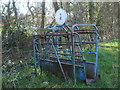 ST4360 : Weighting in a corner of a field by Neil Owen