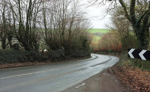 A389 to Dunmere