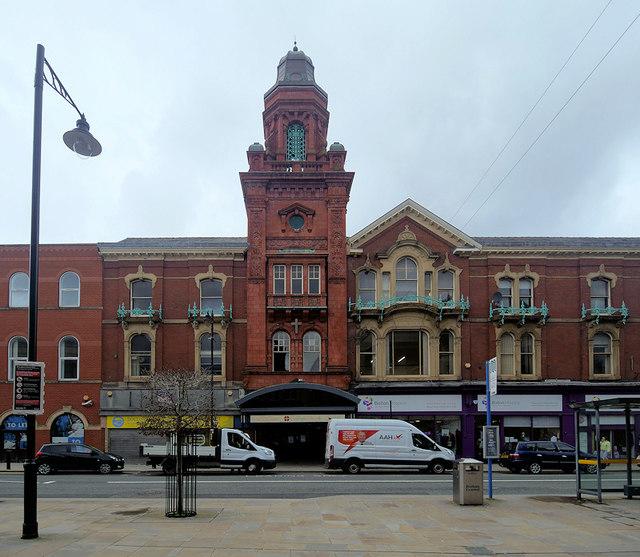The Victoria Hall, Bolton