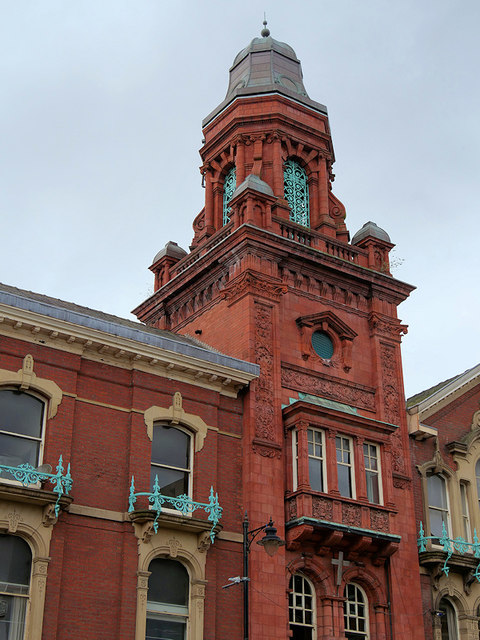Bolton, Victoria Hall Tower