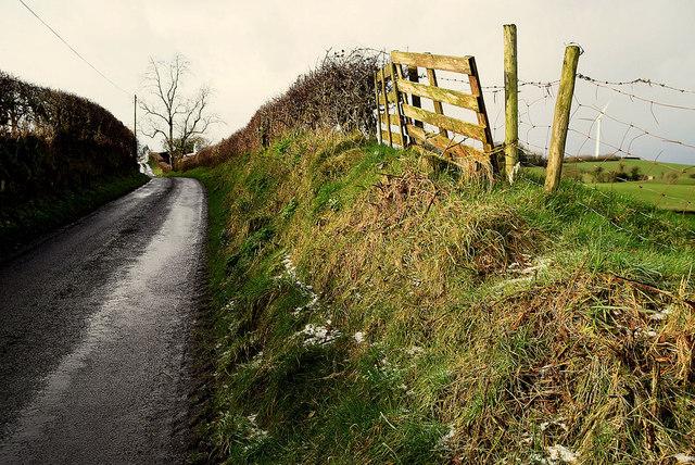 Dryarch Road