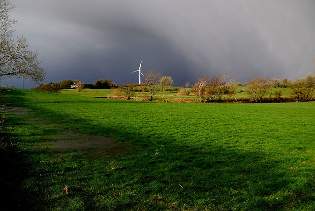 Dark skies, Donaghanie