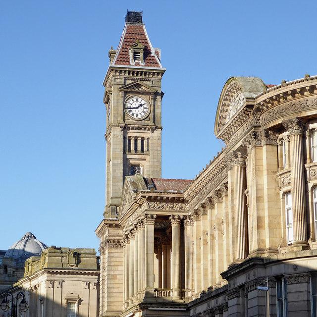 Birmingham Museum and Art Gallery (detail)