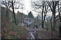 SE2044 : The White House, Otley Chevin by John Winder