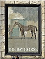 SE4843 : Sign for the Bay Horse, Tadcaster by JThomas