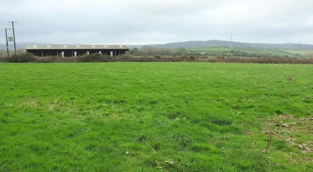 Barn, Higher Boscarne Farm