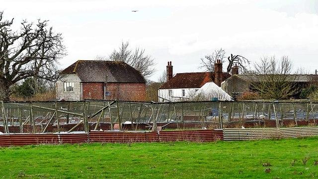 Great Betley Farm - near Henfield, Sussex
