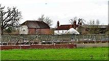 TQ2017 : Great Betley Farm - near Henfield, Sussex by Ian Cunliffe
