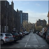 NT2774 : Albion Terrace by Richard Webb