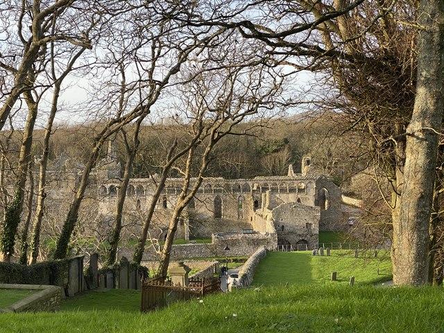 Bishop's Palace, St David's