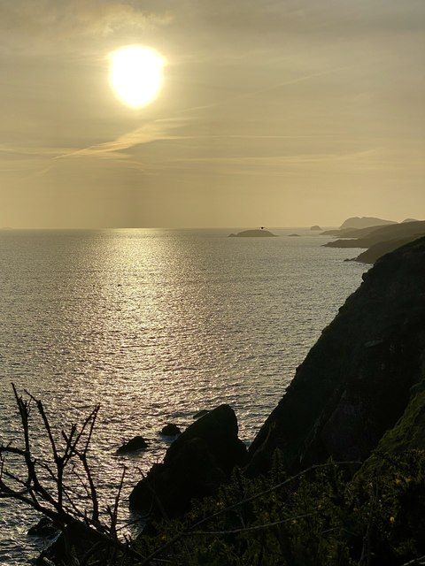Coastal promontories