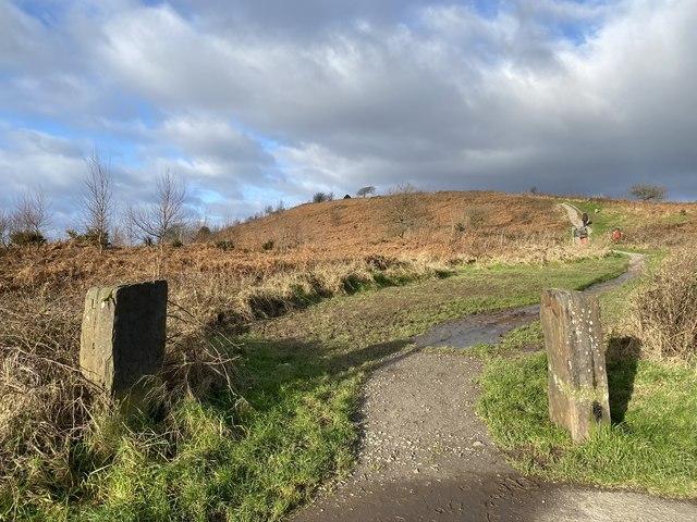 Caerphilly mountain