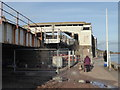 SX9676 : Dawlish seafront and railway station by Chris Allen