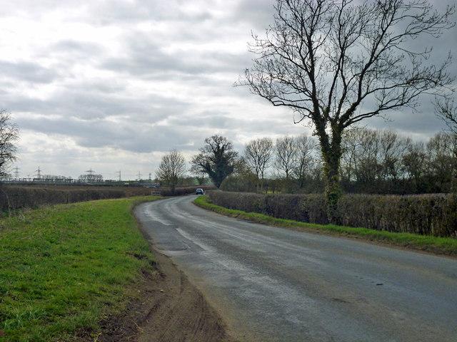 East Claydon Road