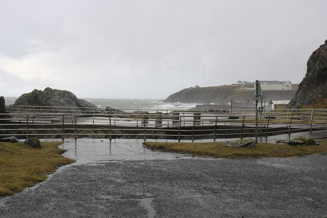 Safety Barrier, Portpatrick