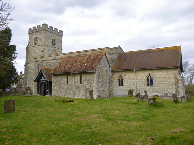 East Claydon church