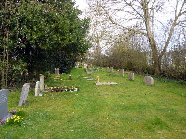 Graveyard, East Claydon