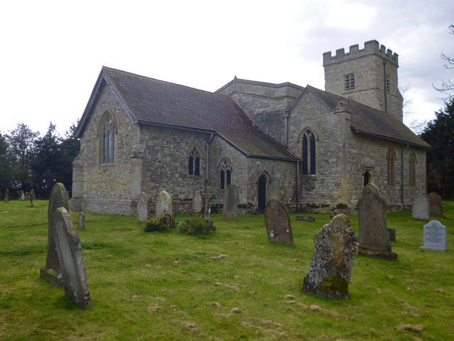 East Claydon church