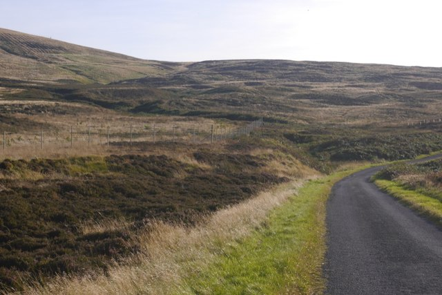 Sheriffmuir road