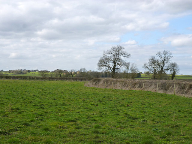 Field near Oxlane Bridge