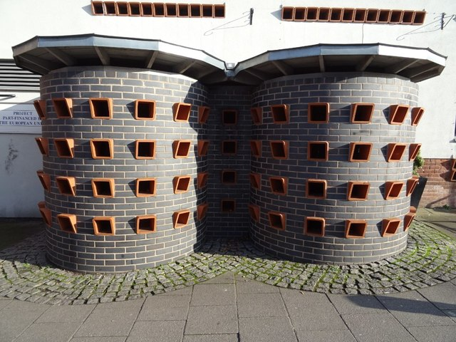 A curious architectural feature