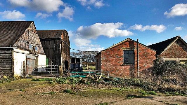 New Inn Farm - near Henfield