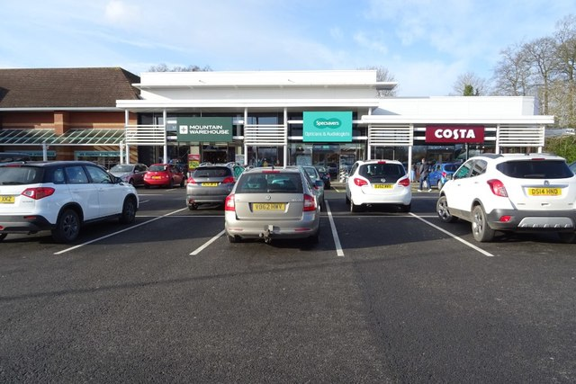 Businesses at Malvern Retail Park