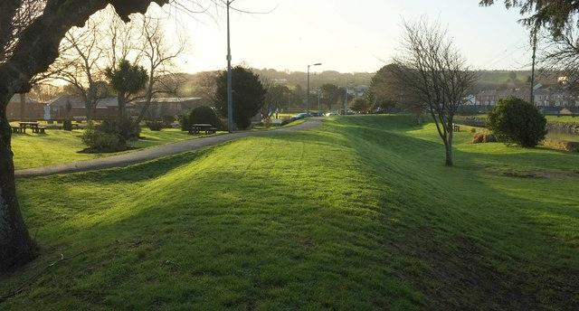 Egloshayle Playing Fields