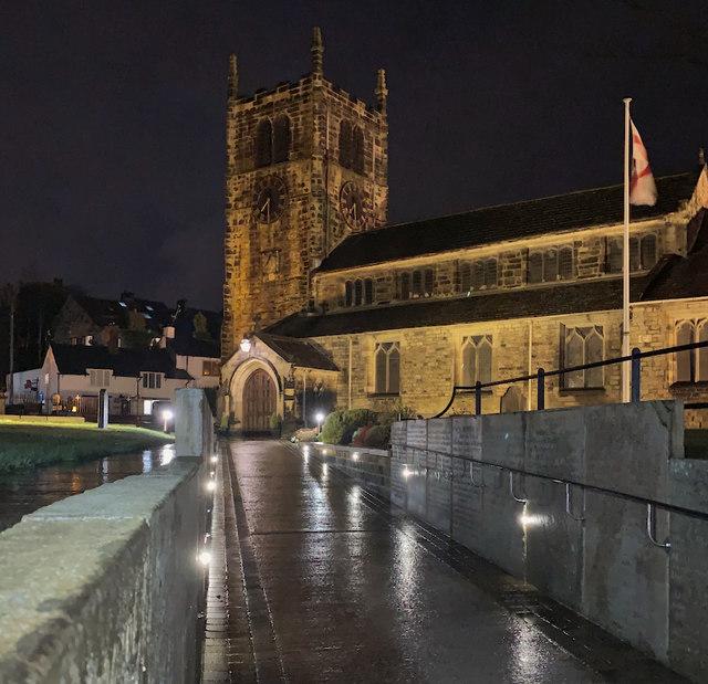 All Saints Church, Bingley