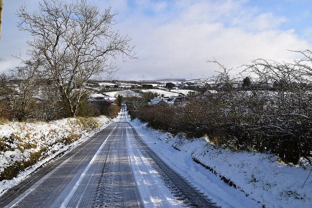 Garvaghy Road, Garvaghy